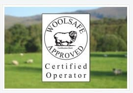 Woolsafe Approved – We are 1 of only a few companies in Hampshire and Sussex!