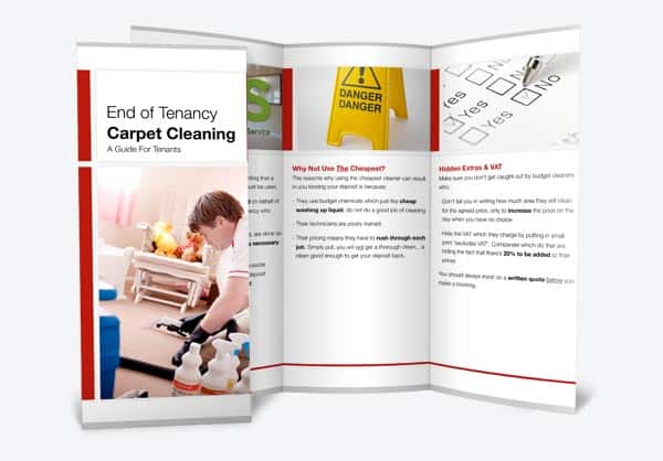 The WOW Carpet Cleaning end of tenancy carpet cleaning guide