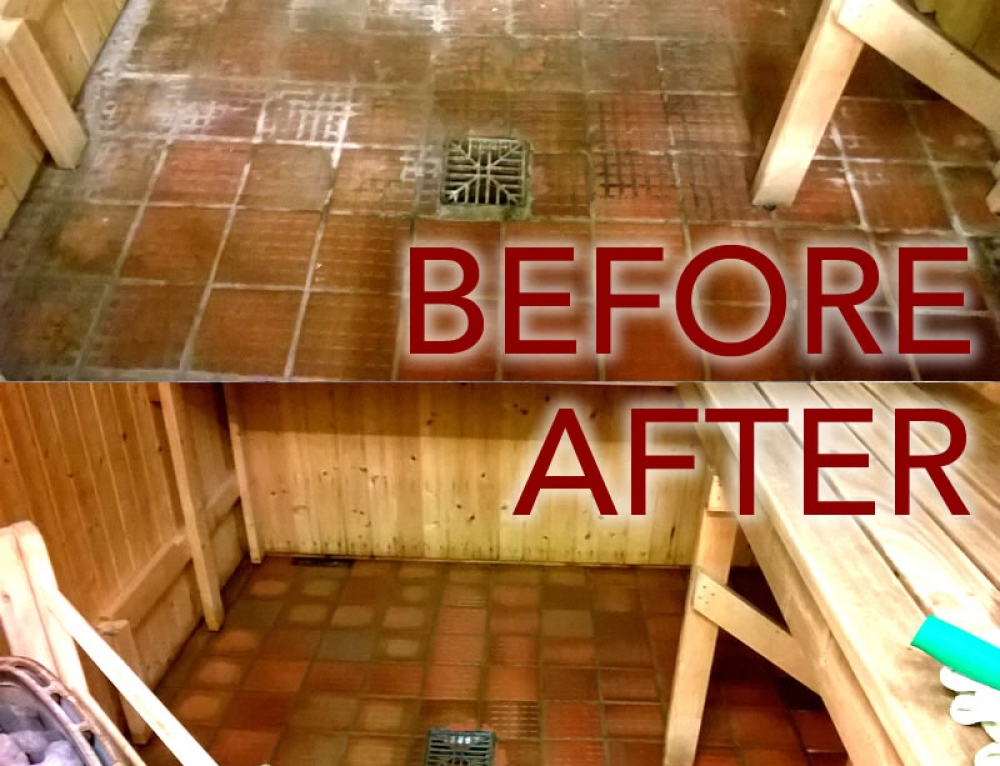 Professional Cleaning for Tiled Floors
