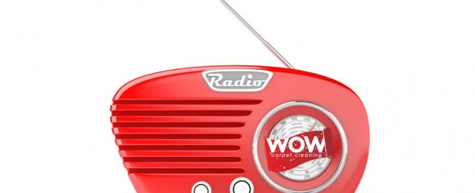 WOW Carpet Cleaning Radio Advert