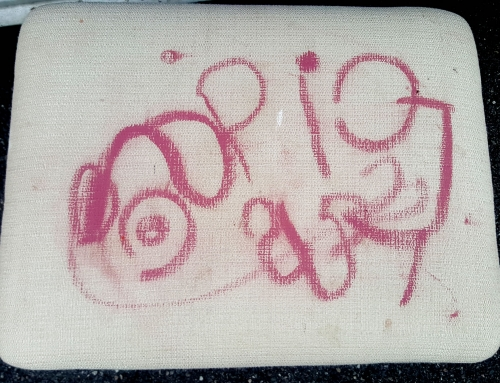 Lipstick on Upholstery – Child's Play to Clean