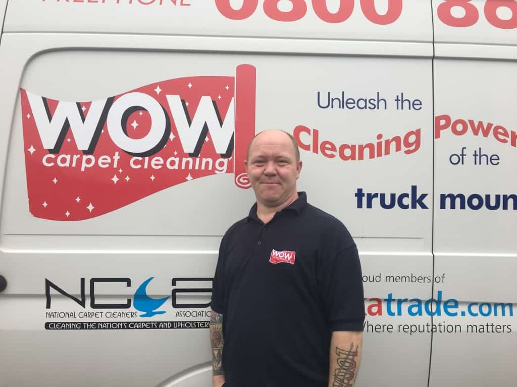 Matt - Our carpet cleaning specialist